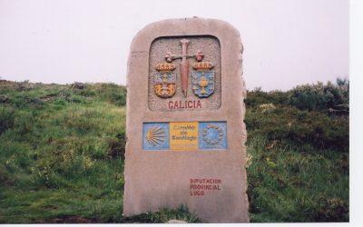 The Camino de Santiago de Compostela –  1st May 2002 – 3rd June 2002